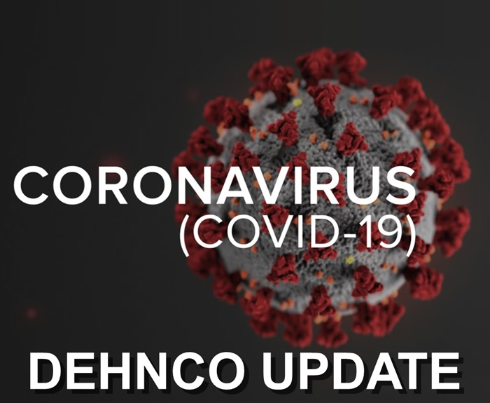 Dehnco Covid-19 Corporate Update