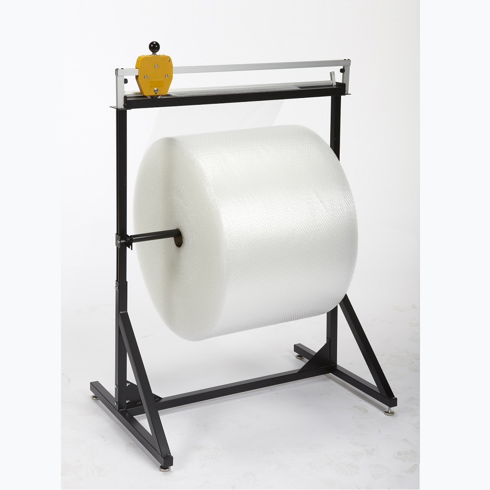 Roll Storage Stand with Cutter