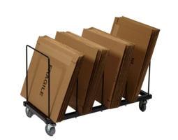 D-9060 Carton Storage Rack