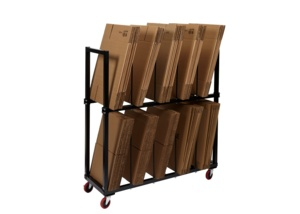 Carton Storage Stands