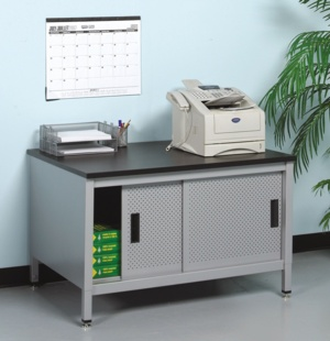 Mailroom Station - For Fax And Copy Machines