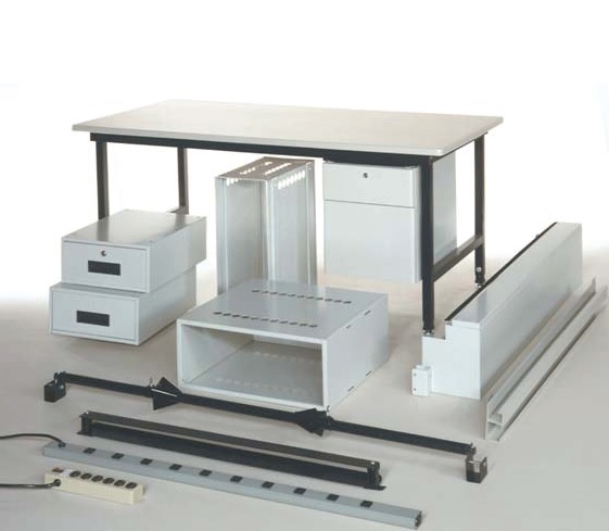 Bench Modules - Drawers And Electrical