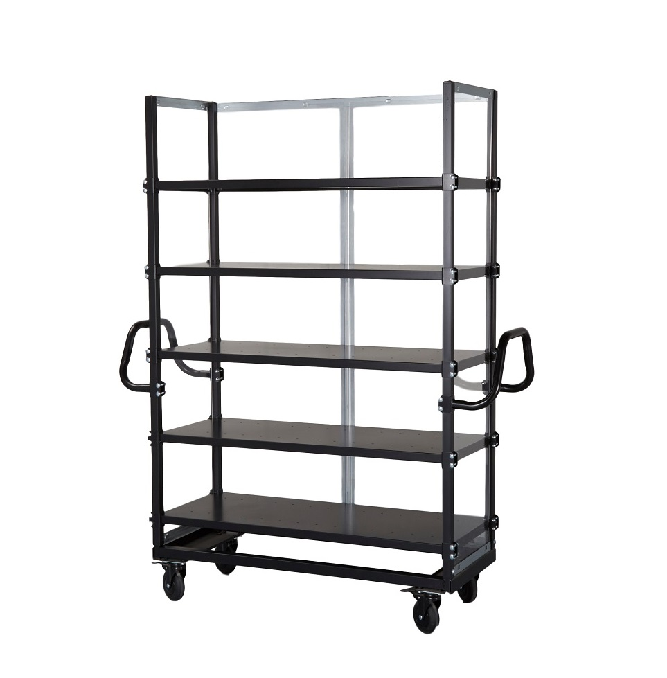 Carts & Shelving - Dehnco