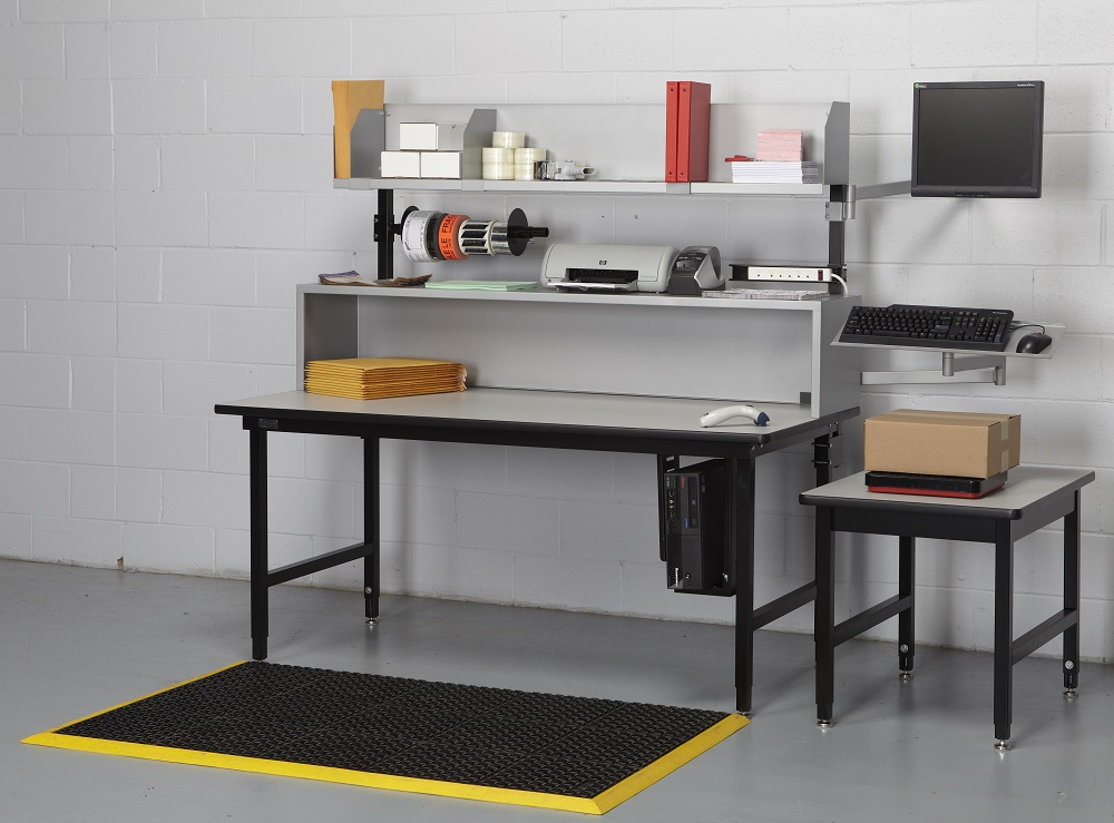 Shipping Workstations