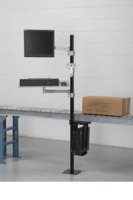 OC-1506 CRT Stand - Over Conveyor