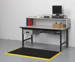 MS-1205 Receiving Workbench
