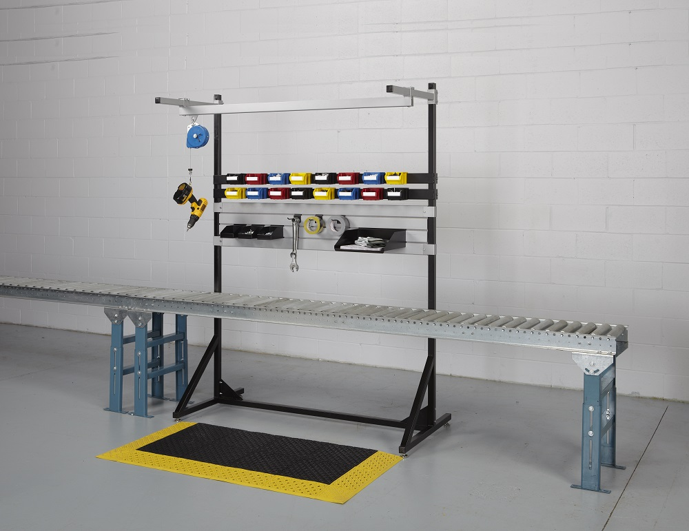 Assembly Stand - Over Conveyor