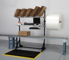 OC-1502 Storage Stand - Over Conveyor